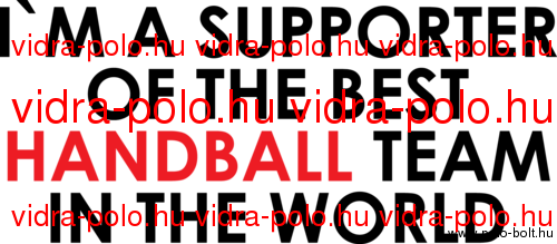 I am a handball supporter